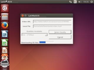 LetMeAtIt Lite - Ubuntu 14.04